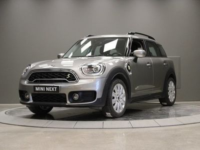 begagnad Mini Countryman SE ALL4/ Experience/ Salt/ Navigation