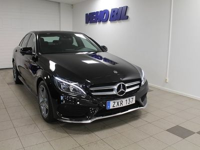 używany Mercedes C220 d 4-Matic Sedan AMG Panorama Drag