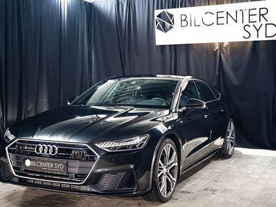 begagnad Audi A7 Sportback 50 TDI quattro TipTronic S-Line 286hk