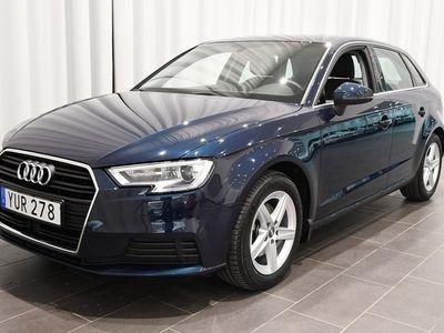 begagnad Audi A3 1.6 TDI 116hk