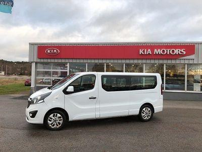 begagnad Opel Vivaro Kombi 1.6 CDTI BIturbo 145hk 9-si