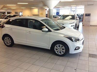 begagnad Hyundai i20 1.2 Euro 6 84hk Life ny