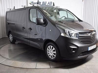 begagnad Opel Vivaro L2H1 / 125hk BITURBO / PREMIUM -16