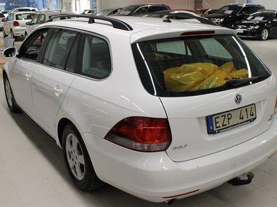 begagnad VW Golf TDI 105 DSG7