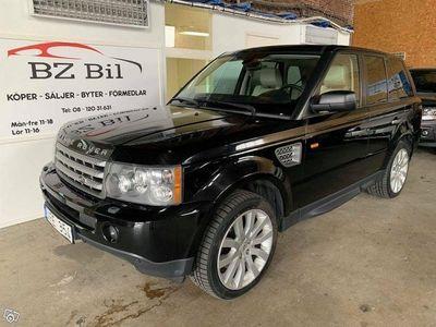 begagnad Land Rover Range Rover Sport 4.2 V8 4WD super -06