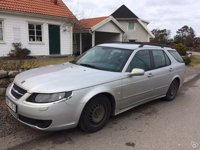begagnad Saab 9-5 Linear Sportcom Biopower -06 -07