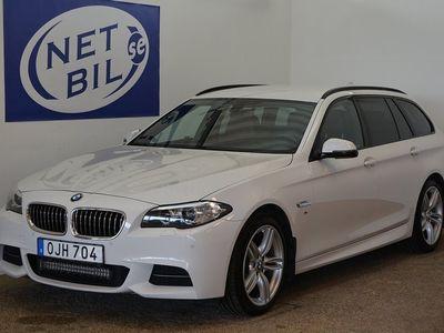 gebraucht BMW 520 d xDrive M Sport Navi P-Värmare