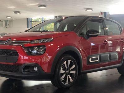 begagnad Citroën C3 PT82 Shine FACELIFT DEMO