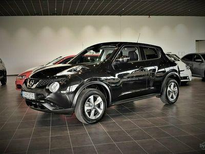begagnad Nissan Juke 1.6 XTRONIC-CVT N-Connecta Euro 6 112hk