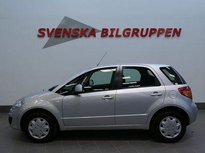 used Suzuki SX4 1.6 VVT GL 5Dr Ac S+V-hjul