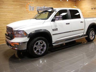 begagnad Dodge Ram 15003,0 ECO Rambox Luftfjädring LED Flaklock 33x12,5 2 2015, Transportbil 492 500 kr