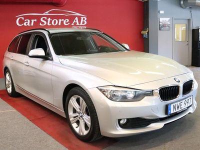 begagnad BMW 318 d *optimerad* 190hk