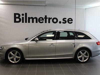 begagnad Audi A4 Avant 2.0TDI 150hk EU6 Quattro Dieselvärmare