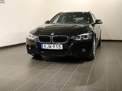 begagnad BMW 320 i xDrive Touring M-Sport / Navi / Läder