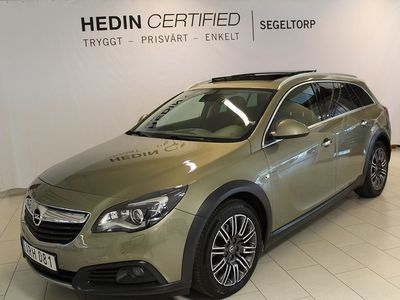 begagnad Opel Insignia Country Tourer 2.0 4x4 Sports 163hk S+V-Hjul