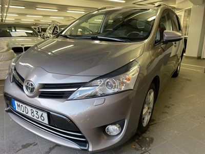 begagnad Toyota Verso 1.8 Multidrive S/AUTOMAT/7-SITS