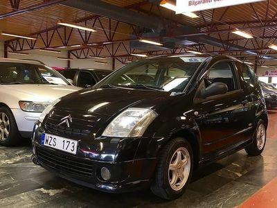 begagnad Citroën C2 1.4 VTR (74hk) / Nybes