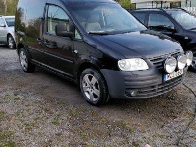 gebraucht VW Caddy tdi -06