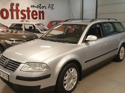 begagnad VW Passat Variant 1.8 T 150hk