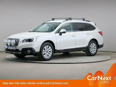 begagnad Subaru Outback 2.0d Lineartronic Base
