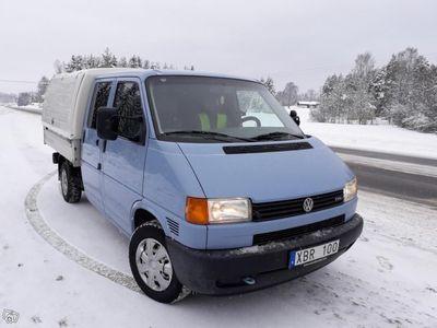 gebraucht VW T4 2,5TDI PICKUP bil i perfekt skick -03