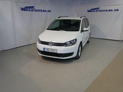 begagnad VW Touran TSI ECOFUEL DSG7 MA
