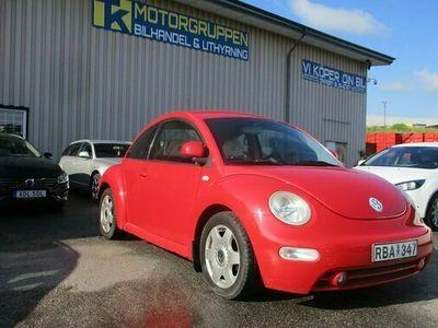 begagnad VW Beetle New2.0 Comfort 2000, Halvkombi Pris 19 900 kr