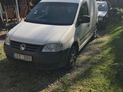 usado VW Caddy 1,4 något defekt -08