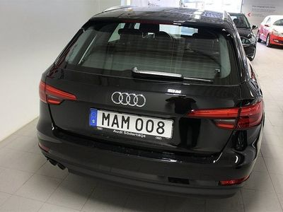 begagnad Audi A4 Avant 2.0 TDI 190 HK S-tronic *Sthlmpaketet*