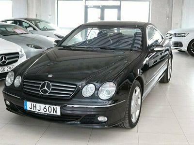 begagnad Mercedes CL600 V12 BiTurbo 500hk Taklucka