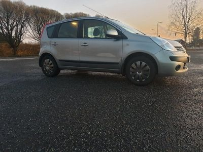 begagnad Nissan Note