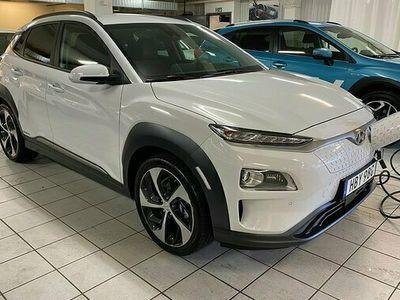begagnad Hyundai Kona Electric 64 kWh PremiumPlus 2020, Personbil Pris 359 000 kr