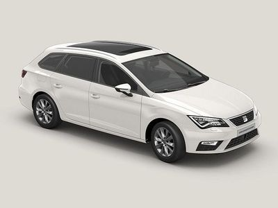 begagnad Seat Leon SUPERDEAL *Panorama, Backkamera