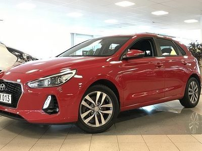 begagnad Hyundai i30 5d 1,4T M6 Comfort- Låg skatt!