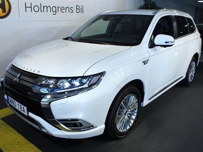 begagnad Mitsubishi Outlander P-HEV 4WD Business