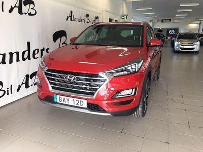 begagnad Hyundai Tucson 1.6 T-GDI4WD DCT 177hk Premium