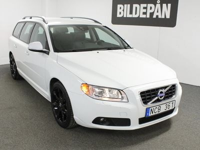 begagnad Volvo V70 T4 Black Edition 2013, Kombi Pris 169 000 kr