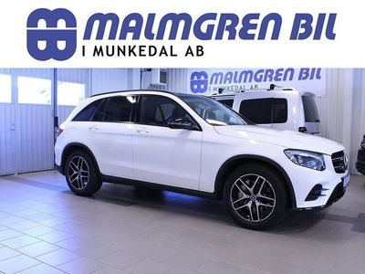 begagnad Mercedes E250 GLC D 4-Matic AMG Night Package Värmare
