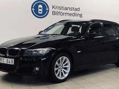 begagnad BMW 320 d Touring Dragkrok 184hk