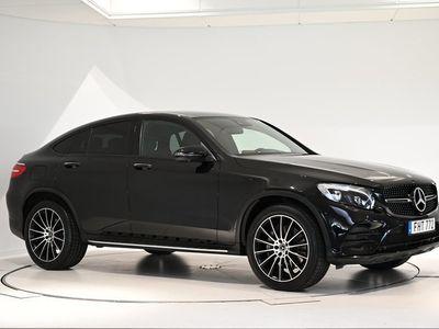 begagnad Mercedes GLC250 d Coupé 4M AMG Sport 204hk 9G-Tronic