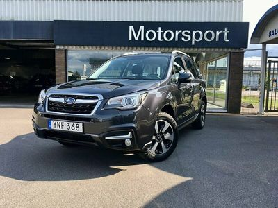 begagnad Subaru Forester 2.0 XS 4WD Lineartronic 150hk