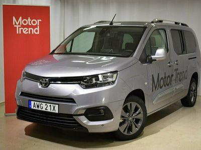 begagnad Toyota Verso ProAce City1.2T Aut Active Plus Teknikpaket Navi