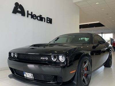 begagnad Dodge Challenger SRT HELLCAT *6.2 V8 AT8 717hk*