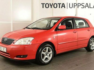 begagnad Toyota Corolla Halvkombi 1.6 Dragkrok Värmare