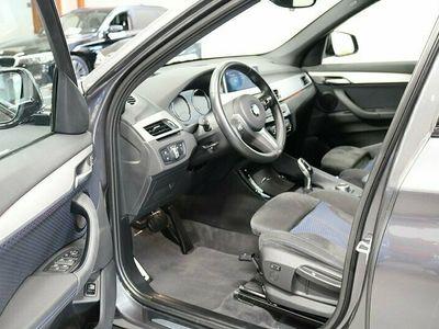 begagnad BMW X1 xDrive20d xDrive 20d M-Sport Backkamera Drag Nav Head-Up 190hk