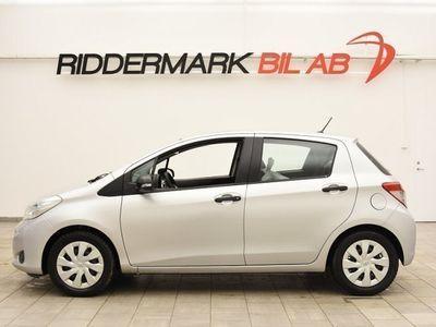 begagnad Toyota Yaris 1.0 5dr 2012, Halvkombi 73 900 kr
