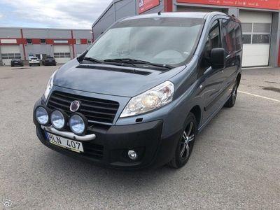 brugt Fiat Scudo Van 2.0 Multijet 120hk -08