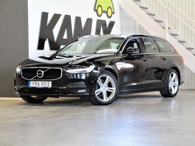 begagnad Volvo V90 D4 AWD Business Adv | Teknikpkt | Klimatpkt | 190 hk