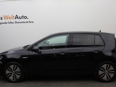 begagnad VW Golf Plus e-Golf Pluspaket Backkamera 2019, Halvkombi Pris 269 900 kr