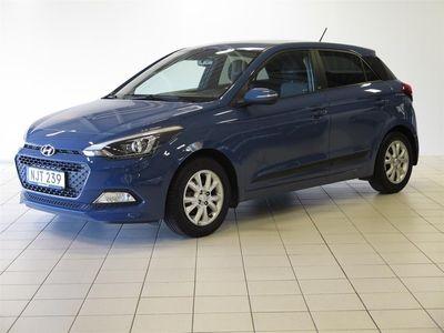 begagnad Hyundai i20 1.2 M5 GO Edition